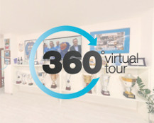 Visualizza il Virtual Tour dell nostra sede a 360°